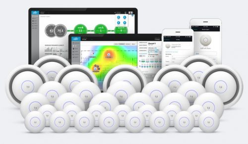 enterprise unifi wifi by danoli